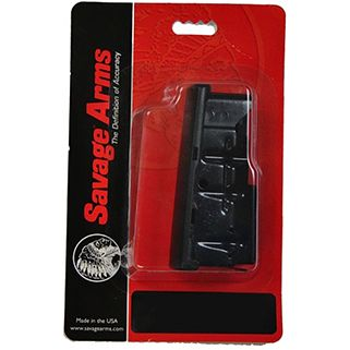 Savage Axis 6.5x284 Magazine 4Rd Black 55234