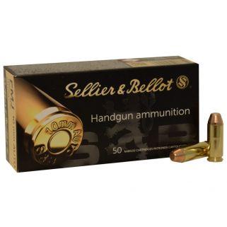Sellier & Bellot 10mm 180 Grain 50Rd Box SB10A