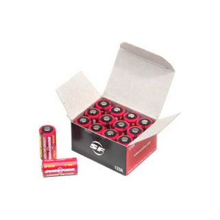 SUREFIRE SF123A BATTERIES 12PK