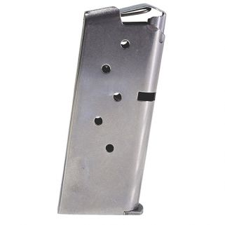 Sig Sauer P938 9mm Luger Magazine 6Rd Stainless MAG93896