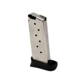 Sig Sauer P938 9mm Luger Magazine 7Rd Stainless MAG93897