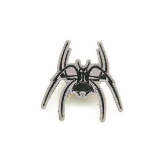 SPIKE'S SPIDER PATCH BLK/GRY
