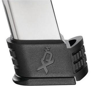 Springfield Armory XDM Compact 9mm/40S&W Magazine X-Tension Sleeve for Backstrap #1 Black XDM5001C