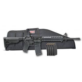 "Springfield Armory Saint 223 Rem/5.56NATO 16"" 30+1 Package"