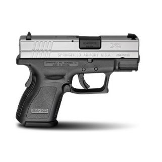 "Springfield Armory XD9 Striker Fired Sub-Compact 9mm 3"" Barrel 10+1 XD9821"