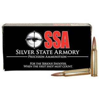 SSA 5.56MM 63GR SP 20CT
