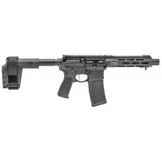 "Springfield Armory Saint AR Pistol 223 Remington/5.56NATO 7.5"" Barrel 30+1 Black ST975556B"