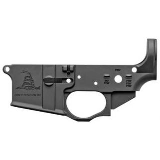 Spike's Tactical Gadsden Flag Stripped Lower STLS034