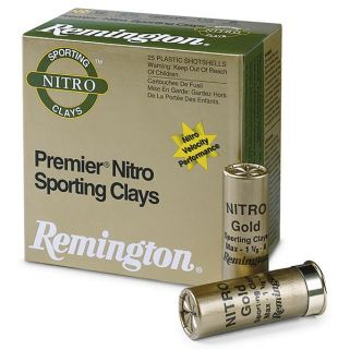 Remington Premier Nitro 410 Gauge 25Rd Box STS410NSC8