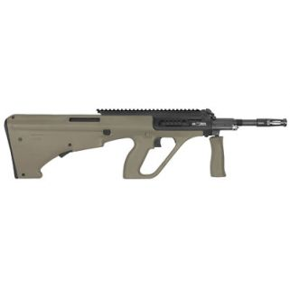 "Steyr AUG A3 M1 223 Remington/5.56NATO 16"" Barrel W/ Long Picatinny Rail 30+1 Mud Synthetic Stock AUGM1MUDH2"