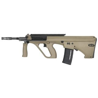 "Steyr AUG A1 223 Remington/5.56NATO 16"" Barrel W/ Long Picatinny Rail 30+1 Mud Synthetic-NATO Stock AUGM1MUDNATOL2"