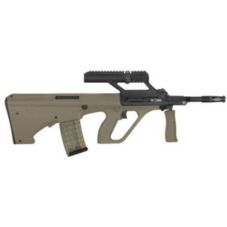 "Steyr AUG A3 M1 223 Remington/5.56NATO 16"" Barrel W/ 1.5X Optic 30+1 Mud Synthetic Stock AUGM1MUDO"