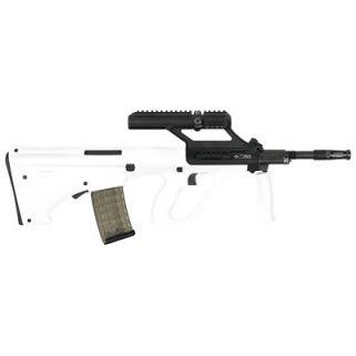 """Steyr AUG A3 M1 223 Remington/5.56NATO 16"""" Barrel W/ 1.5X Optic 30+1 White Synthetic Stock AUGM1WHIO"""
