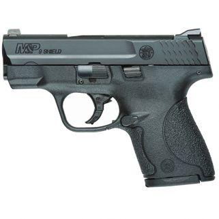 """S&W M&P Shield 9mm 3.1"""" Barrel 8+1 *MA Compliant* 10038"""
