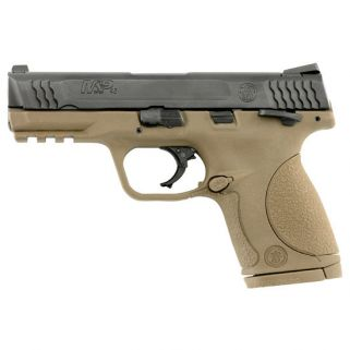 "S&W M&P45 Compact 45ACP 4"" Barrel 8+1 FDE 109158"