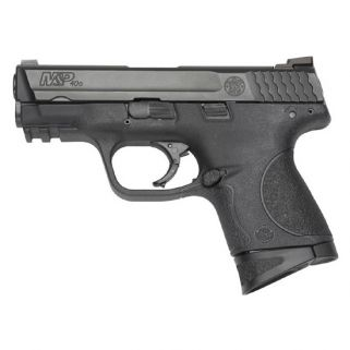 """Smith & Wesson M&P Compact 40S&W 3.5"""" Barrel W/ Dovetail Sights 10+1 *CA Compliant* 109203"""