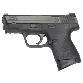"S&W M&P9 Compact 9mm 3.5"" Barrel 10+1 *CA* 109204"