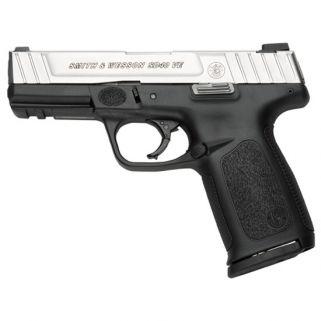 "Smith & Wesson SD40VE 40S&W 4"" Barrel 10+1 *MA Compliant* 123402"