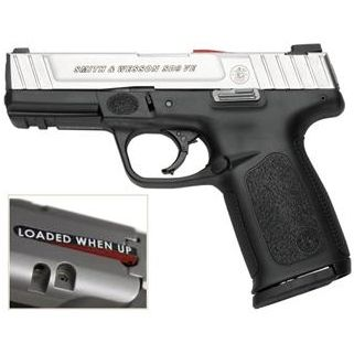 "S&W SD9VE 9mm 4"" Barrel 10+1 *CA Compliant* 123903"