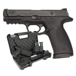 "Smith & Wesson M&P9 9mm 4.25"" Barrel W/ Dovetail Sights 10+1 Carry Kit *MA Compliant* 138351"
