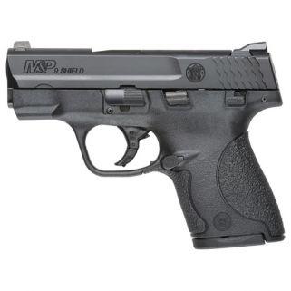 """Smith & Wesson M&P Shield 9mm 3.1"""" Barrel 7+1/8+1 *MA Compliant* 180051"""