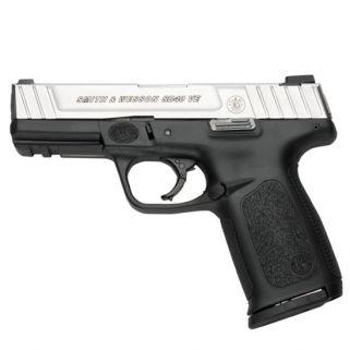 "Smith & Wesson SD40VE 40S&W 4"" Barrel 14Rd Two-Tone 223400"