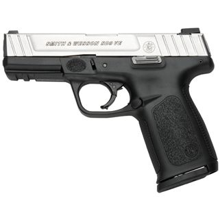 "S&W SD9VE 9mm 4"" Barrel 16+1 Stainless/Black 223900"