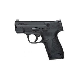 "Smith & Wesson M&P Shield Compact 9mm 3.125"" Barrel 7+1/8+1 Blued 10038"