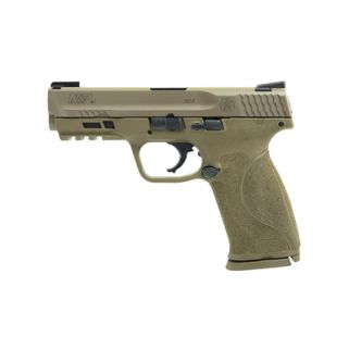 "Smith & Wesson M&P 2.0 40S&W 4.25"" Barrel W/ TRUGLO Tritium/Fiber Optic Day and Night Sights 15+1 Flat Dark Earth 11768"