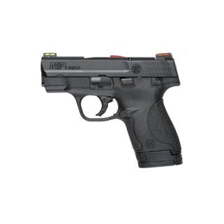 "Smith & Wesson M&P Shield Compact 9mm 3.125"" Barrel W/ HiViz Sights 7+1/8+1 *CA Compliant* 11905"
