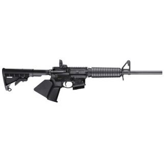 "Smith & Wesson M&P 15 Sport II 5.56NATO 16"" Barrel W/ Flip Up Rear Sight 10+1 Black 12001"