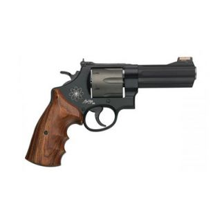 "Smith & Wesson 329 Personal Defense 44 Magnum 4"" Barrel 6Rd Wood Grip/Black 163414"