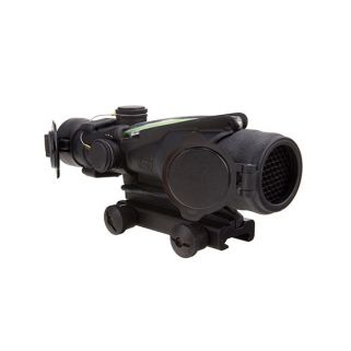 Trijicon ACOG® 4x32 Dual Illuminated Green Chevron ARMY Rifle Combat Optic (RCO) M150 w/ TA51 Mount TA31RCO-M150CP-G