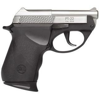 "Taurus PT22 22LR 2.75"" Barrel 8+1 Matte Stainless 1220039PLY"