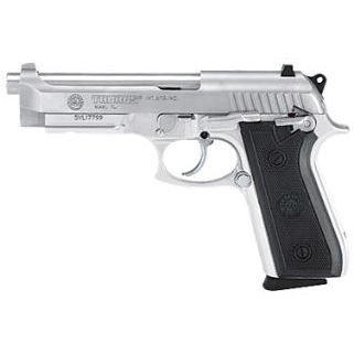 "Taurus PT92 9mm 5"" Barrel 17+1 Stainless 192015917"