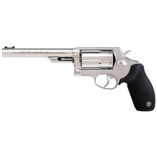 "Taurus 45/410 Judge 45 Colt/410 Gauge 6.5"" Barrel W/ Fiber Optic Red Sight 5Rd 2441069T"
