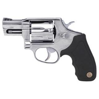"Taurus 617 357 Magnum 2"" Barrel 7Rd Black Rubber Grip/Stainless 2617029"