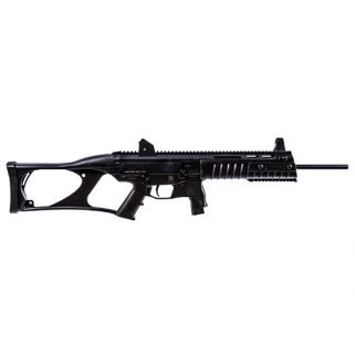 TAU CT9 G2 TACTICAL 9MM 16 10RD BLK