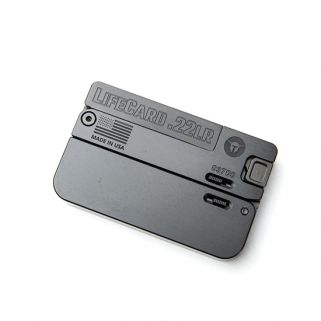 Trailblazer Firearms LifeCard 22LR Single Shot LC1