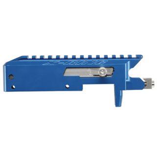 TAC SOL X-RING 10/22 RCVR BLUE