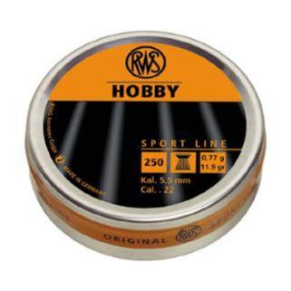 UMAREX HOBBY PELLET 22CAL 250/PK