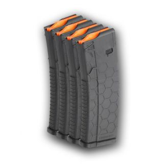 Hexmag Series 2 223 Remington Magazine 30Rd-4 Pack