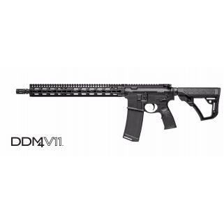 "Daniel Defense DDM4 V11 223/5.56mm 16"" 30+1"