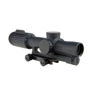 Trijicon VCOG 1-6x24 Riflescope Segmented Circle / Crosshair .223 / 55 Grain Ballistic Reticle w/ TA51 Mount VC16-C-1600000
