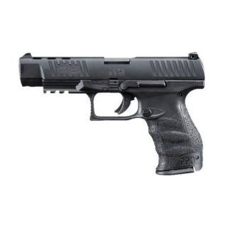 """Walther PPQ M2 40S&W 5"""" Barrel 10+1 2796105"""