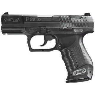 "Walther P99 AS 9MM 4"" Barrel 15+1 2796325"