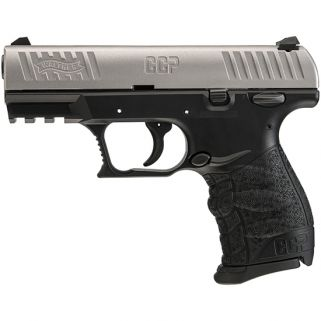 "Walther CCP 9MM 3.54"" Barrel SS 8+1 5080301"