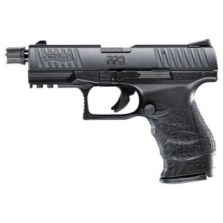 Walther PPQ TACTICAL 22LR 4 12RD Threaded ADAPTER 12+1 5100301