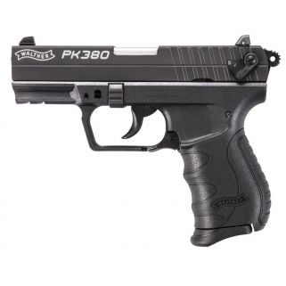 "Walther PK380 380ACP 3.66"" Barrel 8+1 Black 5050308"