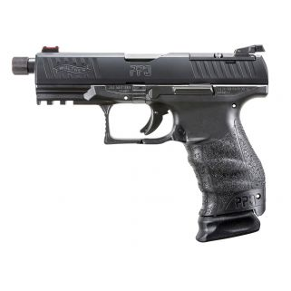 "Walther PPQ Classic Q4 Tac 9mm 4.6"" 15+1/17+1 2837200"